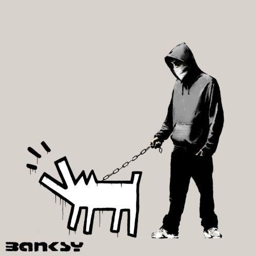 Banksy & Other Street Art