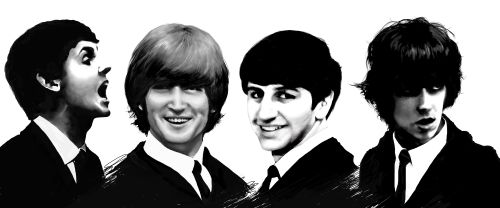 The Beatles Montage