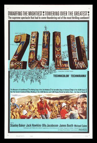 Zulu Michael Caine