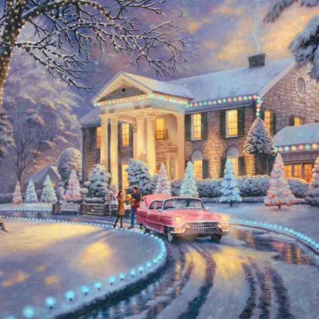 Graceland-Christmas