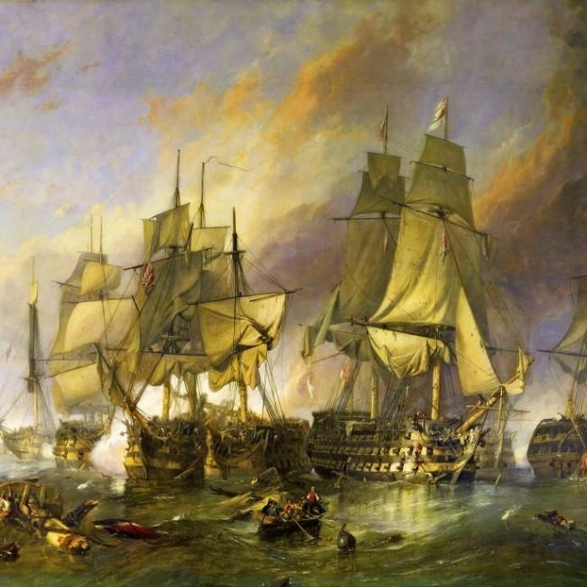 The_Battle_of_Trafalgar_by_William_Clarkson_Stanfield (2)