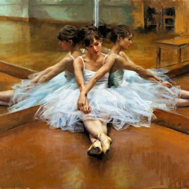 ballet-mirror-sitting