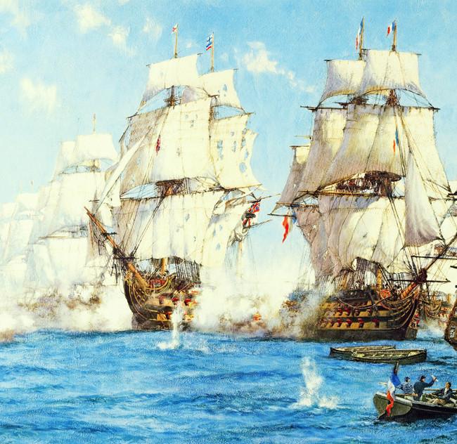 battle-of-trafalgar