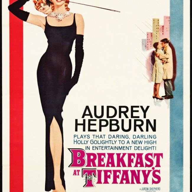 audrey-breakfast-movie poster