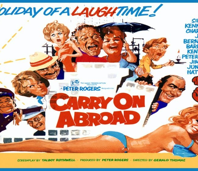 carry on abroad lll