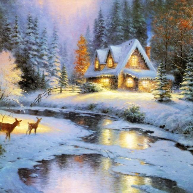 deer creek cottage 1993
