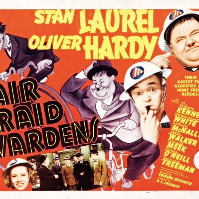 laurel and hardy – Air Raid Wardens_02