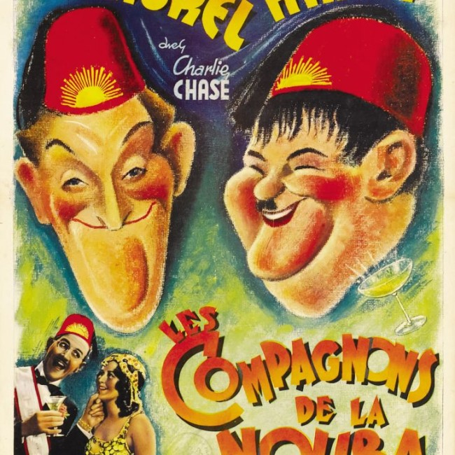 laurel and hardy – Sons of the Desert_04