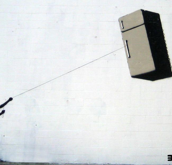 Fridge Kite