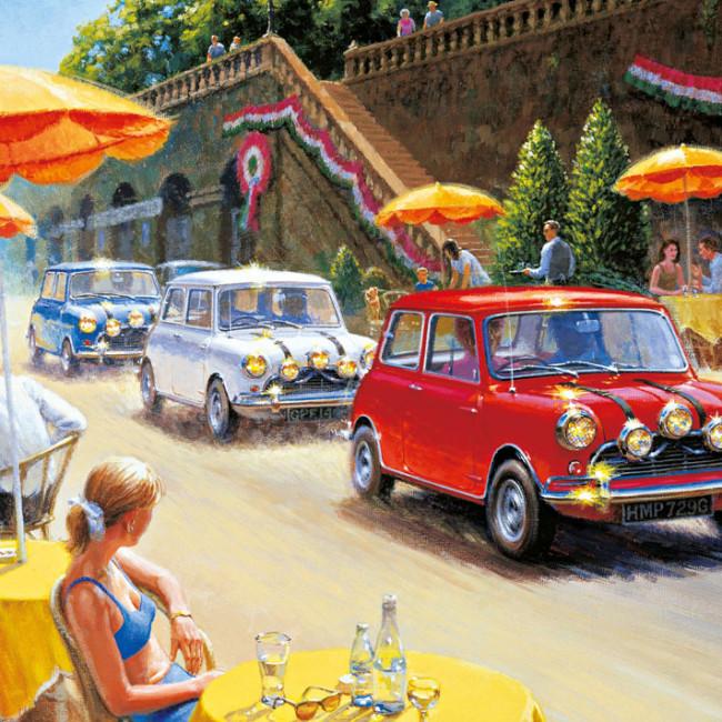 the-italian-mini Past the Cafe