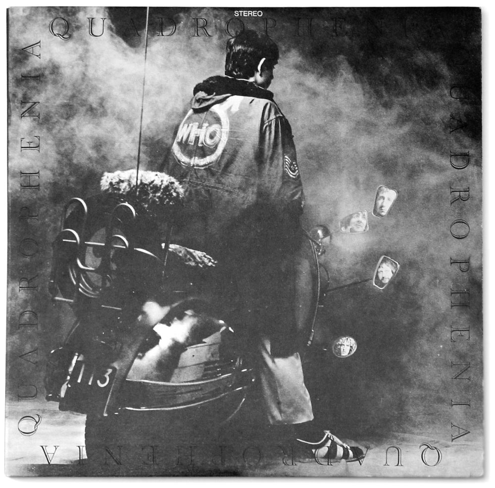 quadrophenia album cover images. Black Bedroom Furniture Sets. Home Design Ideas