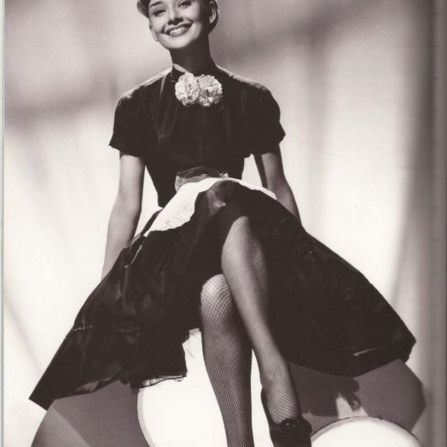 Audrey Hepburn Laughter in Paradise