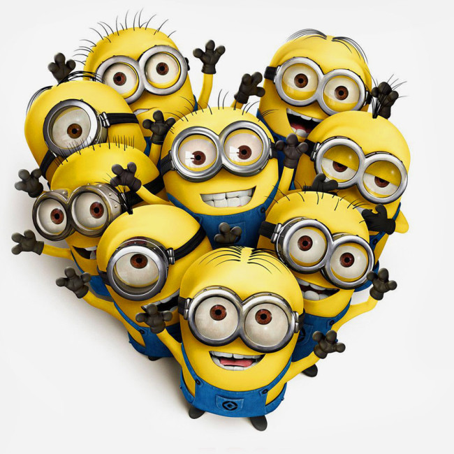 Despicable-Me-2-Minions-heart