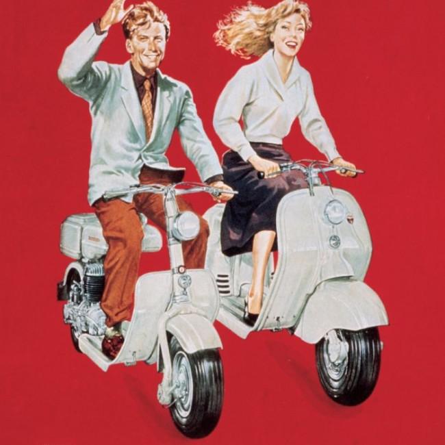 Lambretta Poster