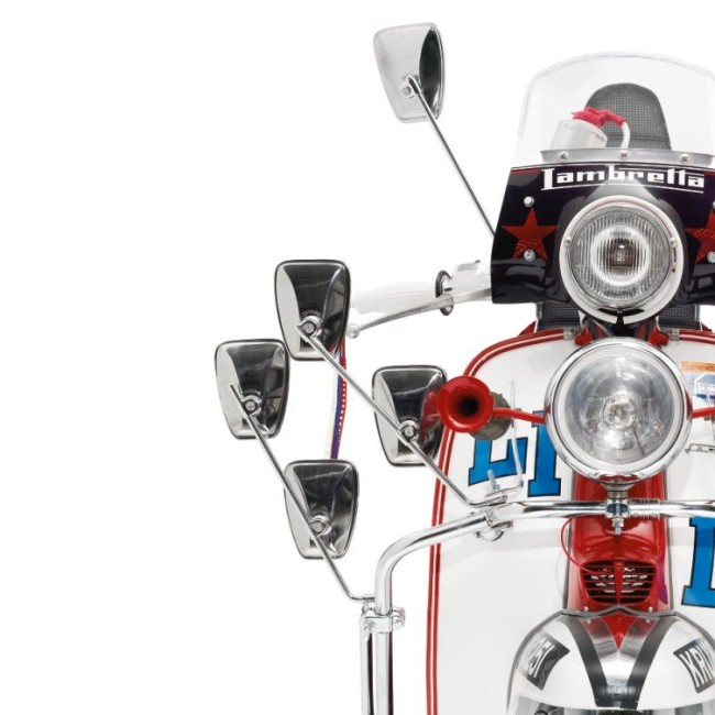 Jimmy's Scooter Replica