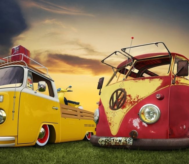 Volkswagen Busses