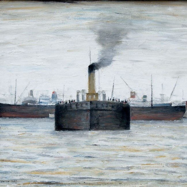Lowry-The-Ferry-South-Shields