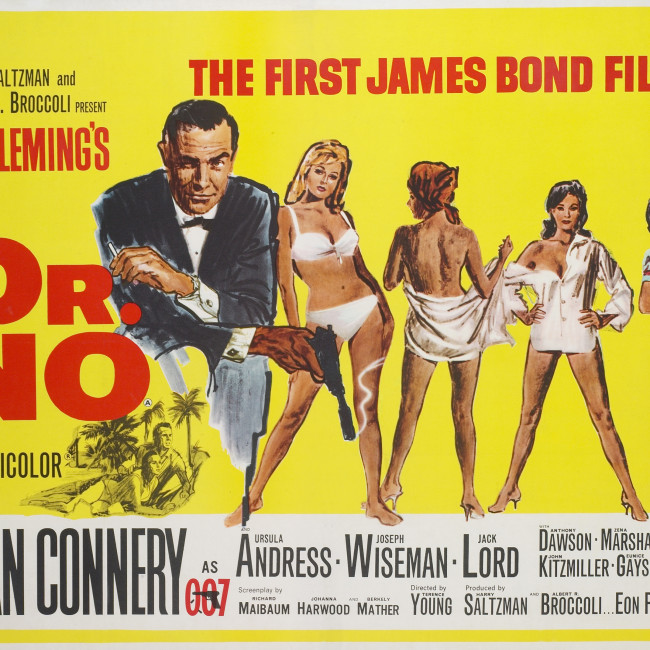 Dr-No-poster